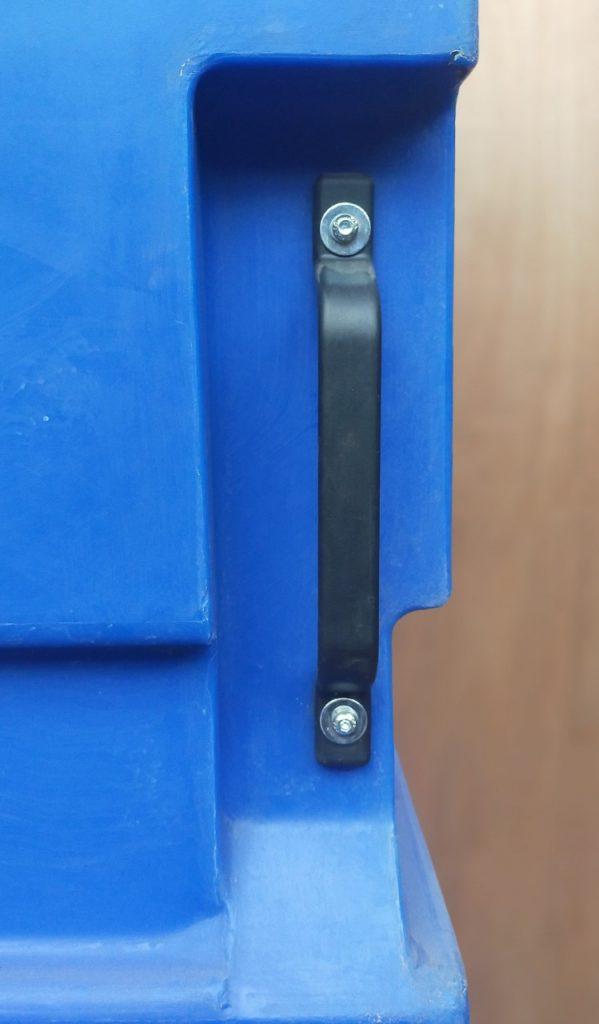 Grab handle replacements black plastic