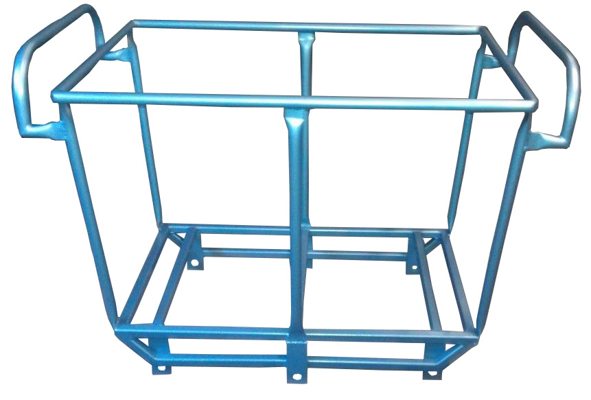 Bryant fabricated steel Chassis for use with plastic liner